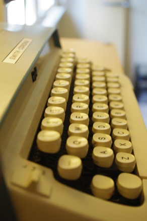 Typewriter_Smith Corona (15)
