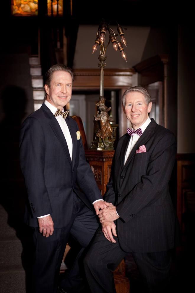 Mark and Kem