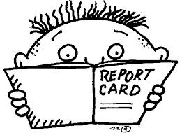 report card meme