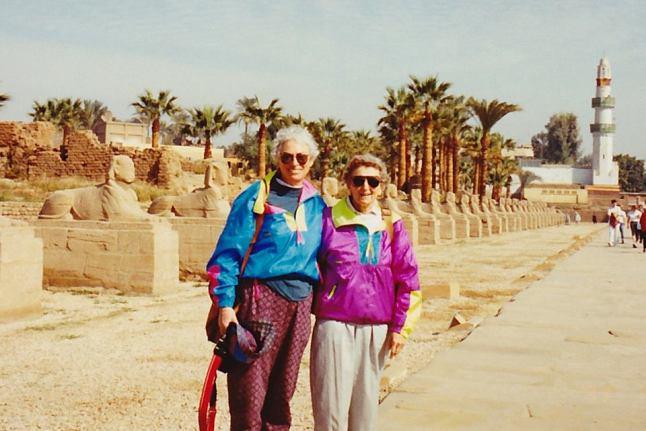 lennie and pearl egypt